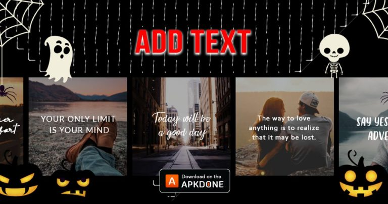 Text on Photo Editor MOD APK 9.8.0 Download (Remove Ads) free for Android