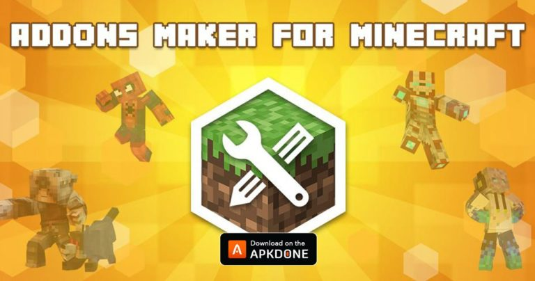 AddOns Maker for Minecraft PE MOD APK 2.6.16 Download (Unlocked) free for Android
