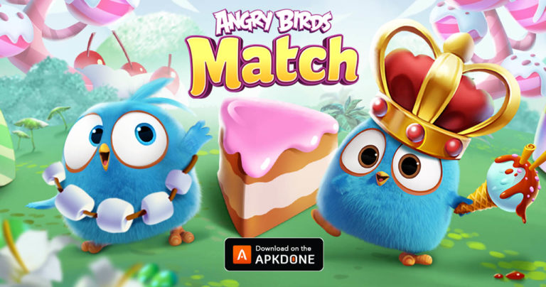 Angry Birds Match 3 MOD APK 5.2.0 Download (Unlimited Money) for Android