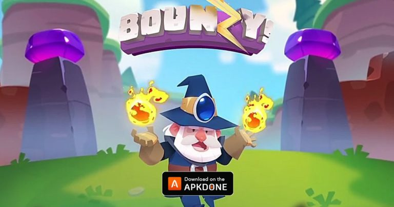 Bounzy MOD APK 5.0.0 Download (Unlimited Gems/Coins) for Android