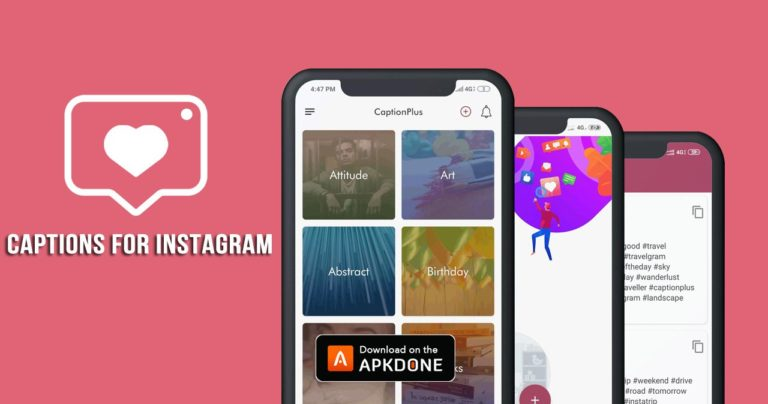 Captions for Instagram MOD APK 4.3.25 Download (Premium) free for Android