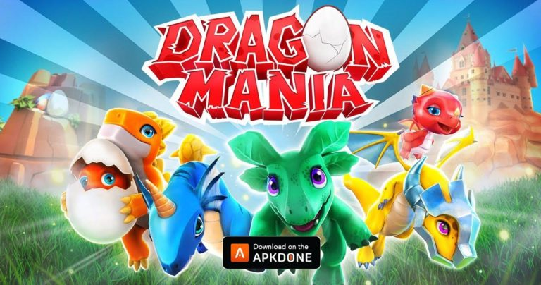 Dragon Mania MOD APK 4.9.2 Download (Unlimited Money) for Android