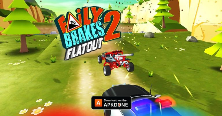 Faily Brakes 2 MOD APK 4.17.1 Download (Unlocked) free for Android