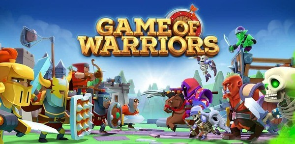 Game of Warriors Mod APK (Unlimited Money) 1.4.6