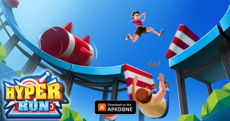 Hyper Run 3D MOD APK 1.1.9 Download (Unlimited Money) for Android