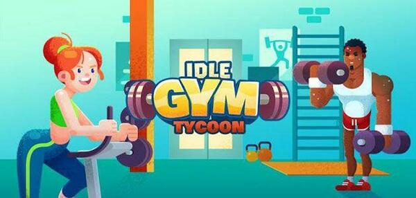 Idle Fitness Gym Tycoon Mod APK (Unlimited Money) 1.6.1