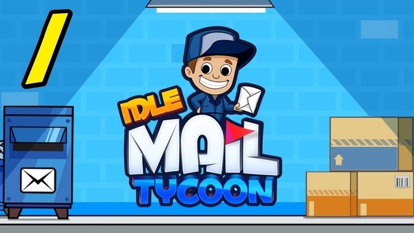Idle Mail Tycoon Mod APK (Unlimited Money) 1.0.29