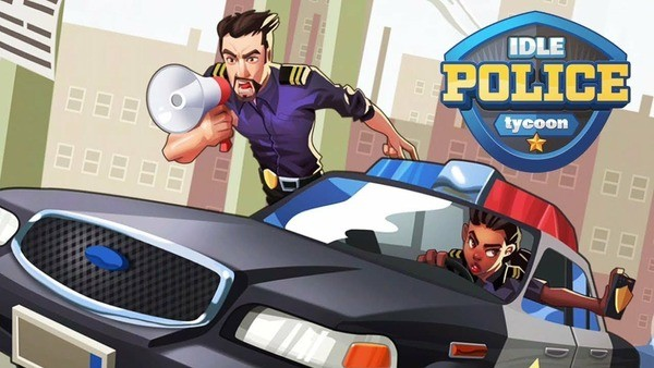 Idle Police Tycoon Mod APK (Unlimited Money) 1.2.2