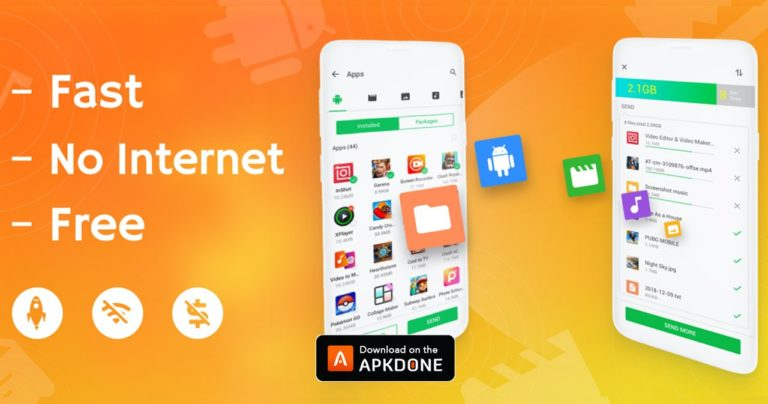 InShare MOD APK 1.3.0.3 Download (Pro Activated) free for Android