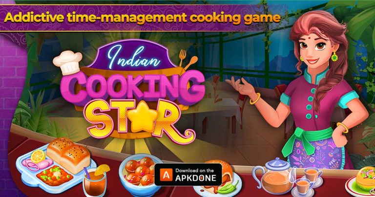 Indian Cooking Star MOD APK 2.7.0 Download (Unlimited Money) for Android