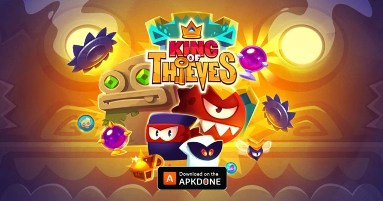 King of Thieves MOD APK 2.46.1 Download (Unlimited Money) for Android