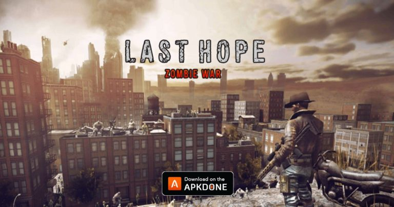 Last Hope Sniper MOD APK 3.22 Download (Unlimited Money) for Android