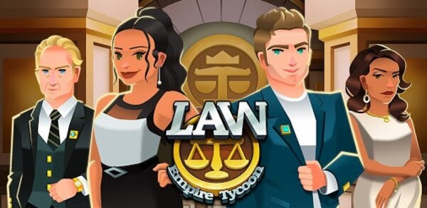 Law Empire Tycoon Mod APK (Unlimited Money) 0.9.1