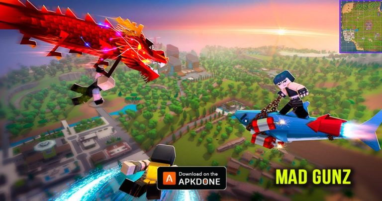 Mad GunZ MOD APK 2.2.9 Download (Unlimited Bullets) for Android