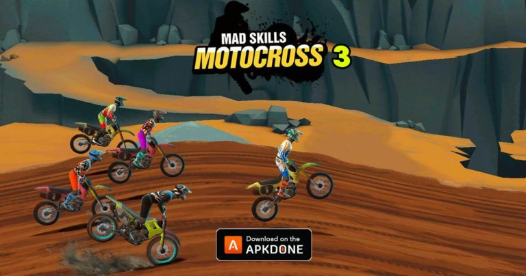 Mad Skills Motocross 3 MOD APK 1.1.12 Download (Free Shopping) for Android