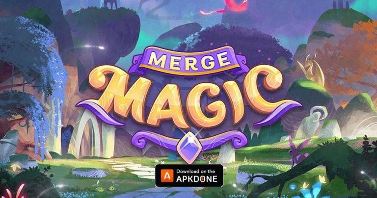 Merge Magic MOD APK 3.2.0 Download (Unlimited Money) for Android