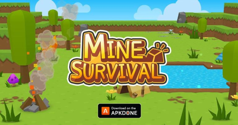 Mine Survival MOD APK 2.4.0 Download (Free Shopping) for Android