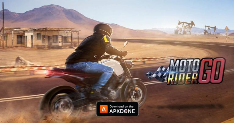 Moto Rider GO MOD APK 1.44.0 Download (Unlimited Money) for Android
