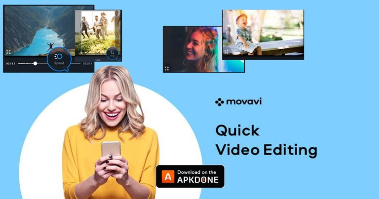 Movavi Clips MOD APK 4.14.1 Download (Pro Unlocked) free for Android