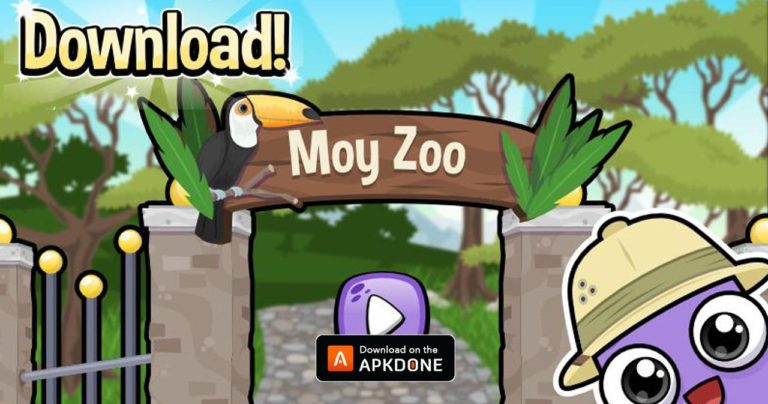 Moy Zoo MOD APK 1.73 Download (Unlimited Money) for Android