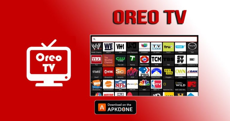 OREO TV MOD APK 2.0.0 Download (Ad-Free) for Android