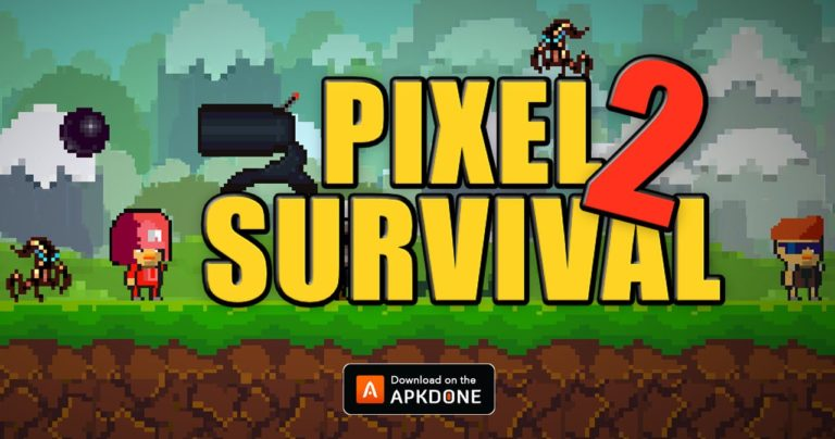 Pixel Survival Game 2 MOD APK 1.985 Download (Unlimited Money) for Android