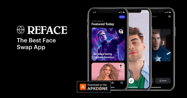 REFACE MOD APK 1.21.0 Download (Unlocked) free for Android