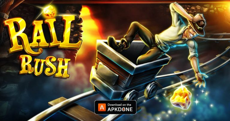 Rail Rush MOD APK 1.9.18 Download (Unlimited Money) for Android