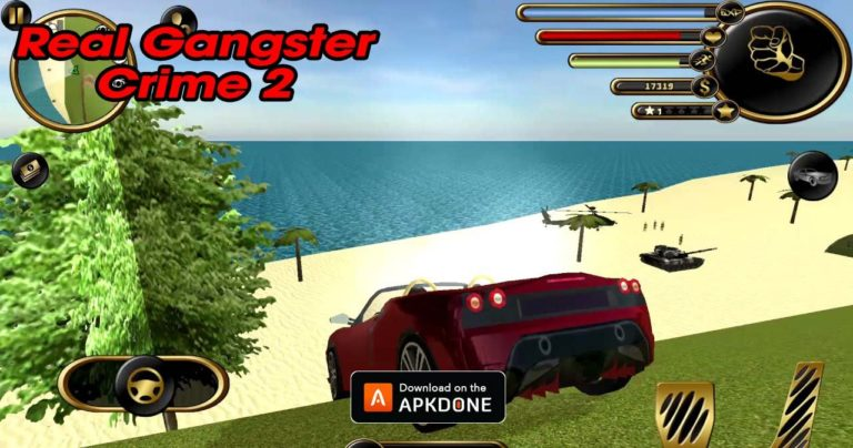 Real Gangster Crime 2 MOD APK 2.2 Download (Unlimited Money) for Android