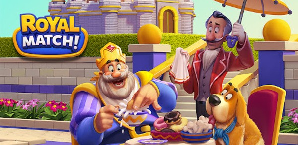 Royal Match Mod APK (Unlimited Boosters) 4902