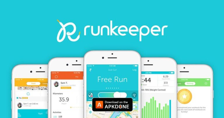 Runkeeper MOD APK 11.9 Download (Unlocked) free for Android