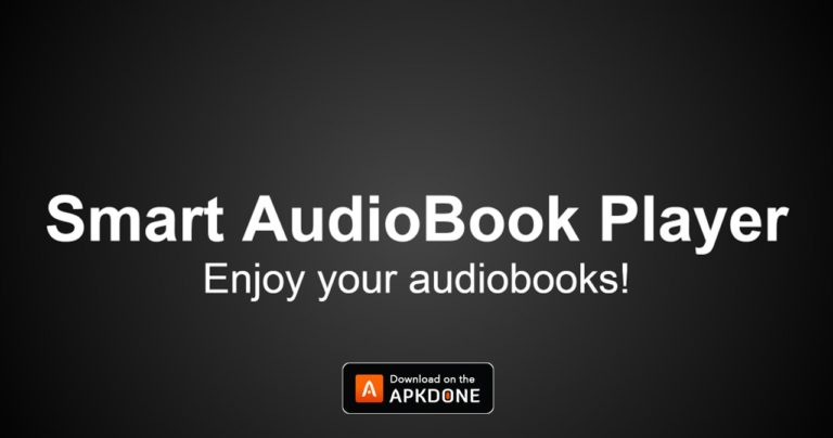 Smart AudioBook Player MOD APK 8.0.6 Download (Unlocked) free for Android