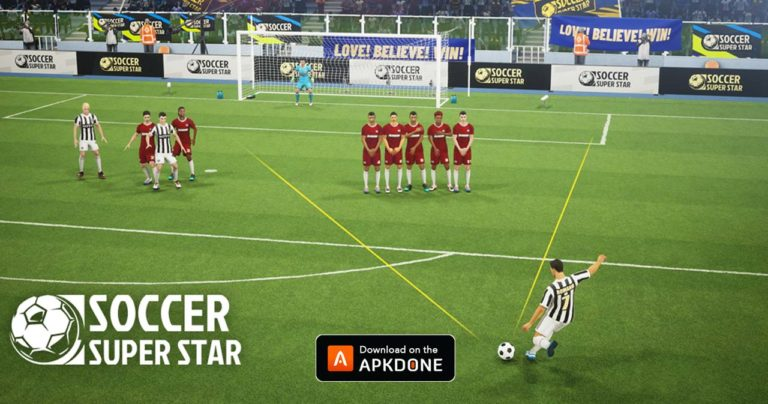 Soccer Super Star MOD APK 0.0.84 Download (Unlocked) free for Android