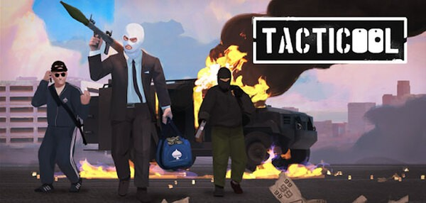 Tacticool Mod APK (Unlimited Gold/Silver) 1.38.0