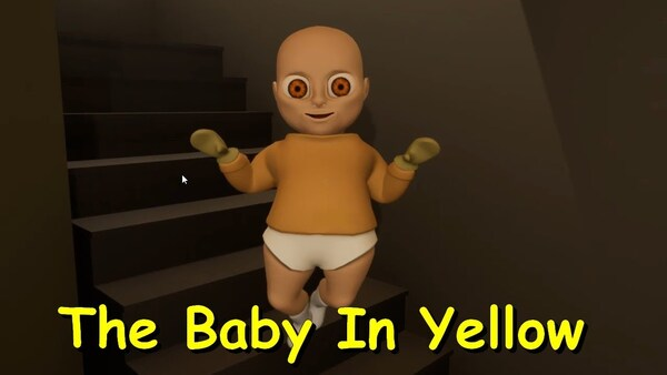 The Baby In Yellow Mod APK (No Ads) 1.1