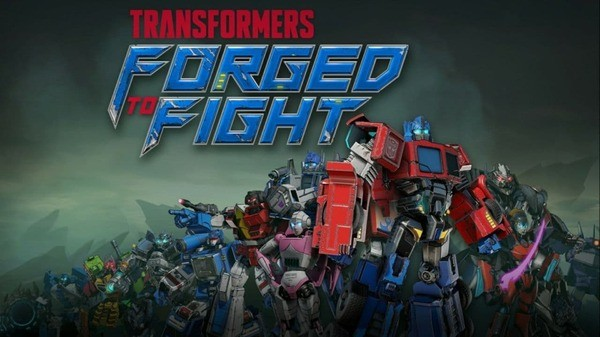 TRANSFORMERS: Forged to Fight Mod APK (God Mode) 8.6.0