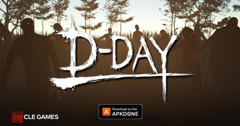 Zombie Hunter D-Day MOD APK 1.0.825 Download (Unlimited Money) for Android