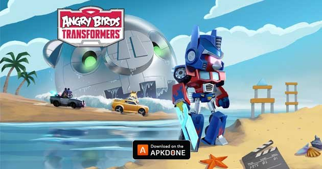 Angry Birds Transformers MOD APK + OBB file 2.12.0 Download