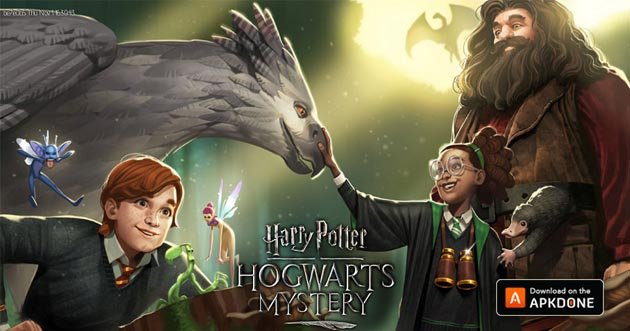 Hogwarts Mystery MOD APK 3.6.0 (Free Shopping) for Android