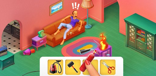 Homescapes Mod APK 4.6.2 (Unlimited Stars & Coins)