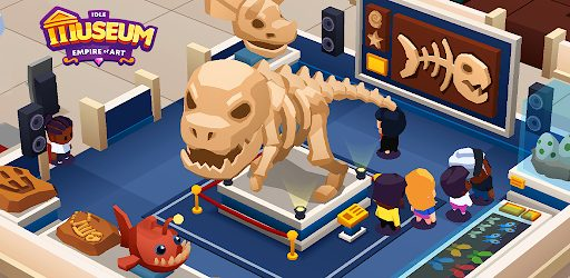 Idle Museum Tycoon Mod APK 1.4.0 (Unlimited money)