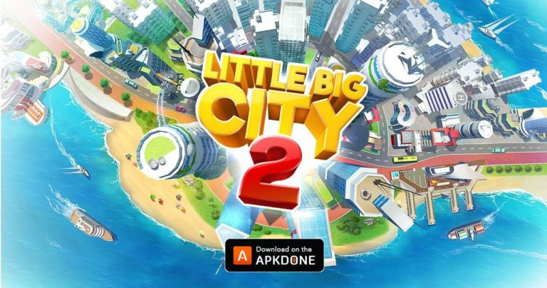 Little Big City 2 MOD APK 9.4.1 Download (Unlimited Money) for Android