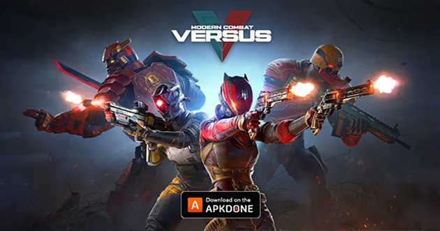Modern Combat Versus MOD APK 1.17.32 (A lot of money) Download for Android
