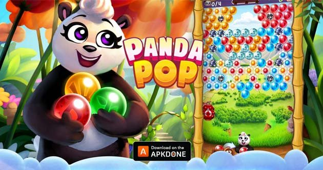 Panda Pop MOD APK 10.4.003 Download (Unlimited Money) for Android