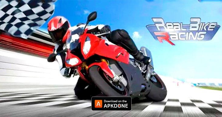 Real Bike Racing MOD APK 1.2.0 Download (Unlimited Money) for Android