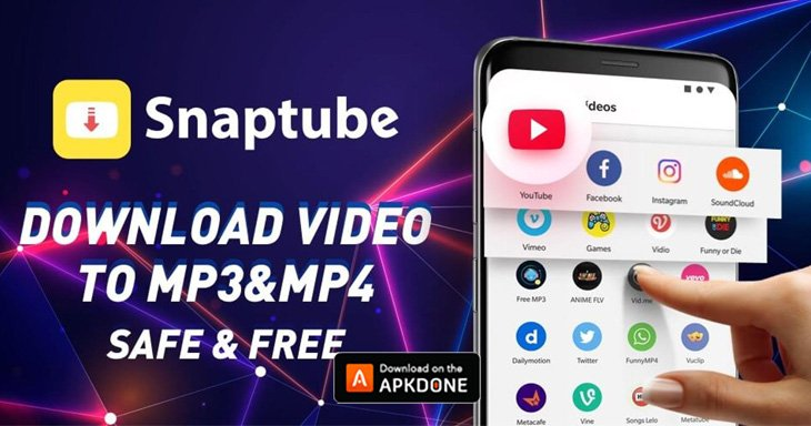 Snaptube MOD APK 5.19.0.5195510 Download free for Android