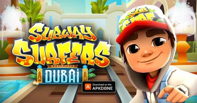 Subway Surfers MOD APK 2.19.1 Download (Unlimited Money) for Android
