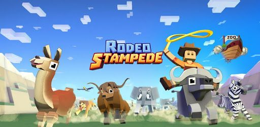Rodeo Stampede Sky Zoo Safari Mod APK 1.50.4 (Unlimited coins)